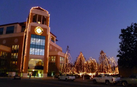 Campus kicks off Christmas spirit
