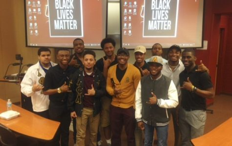 Fraternity hosts 'Black Lives Matter' forum