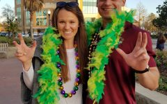Mardi Gras Court king and queen ready for crowns
