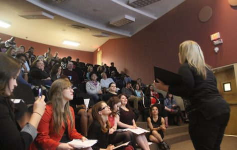 'The Vagina Monologues': Students find understanding through shared experiences