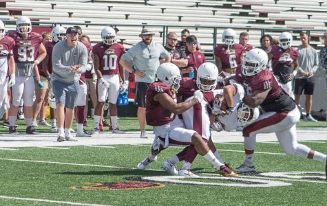 Warhawks seek successful spring