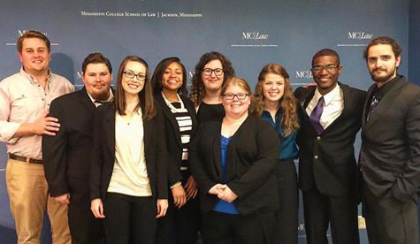 Mock Trial team competes in national championship