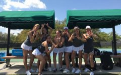 Tennis takes down No. 40