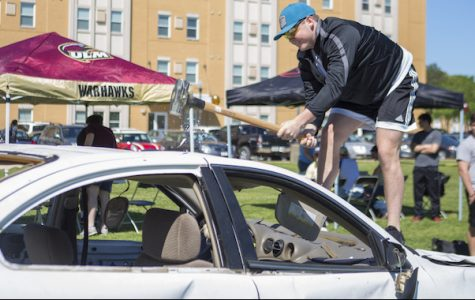 Car Bash: PIKE family raises money for their brother