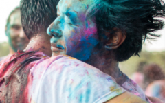 Spreading love and color at Holi