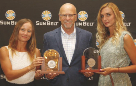 Tennis shines at Sun Belt Conference tournament