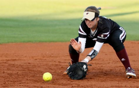 Softball tops App St. in extras