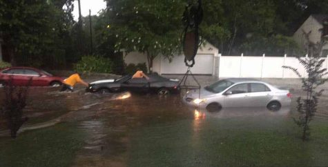 Monroe residents under water once again