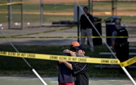 Louisiana representative among those wounded in Virginia shooting