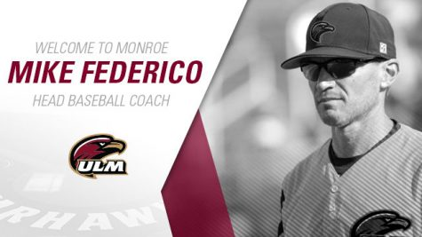 New ULM baseball coach highlights hopes for season