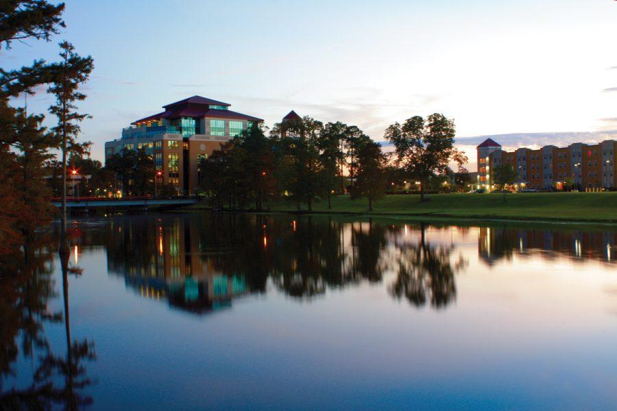 ULM minimizes coronavirus spread, maintains campus life