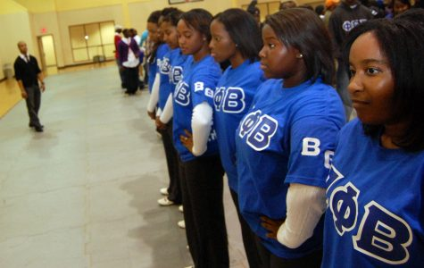 ZΦB introduces new members with probate
