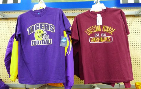 Maroon and Gold vs. Purple and Gold