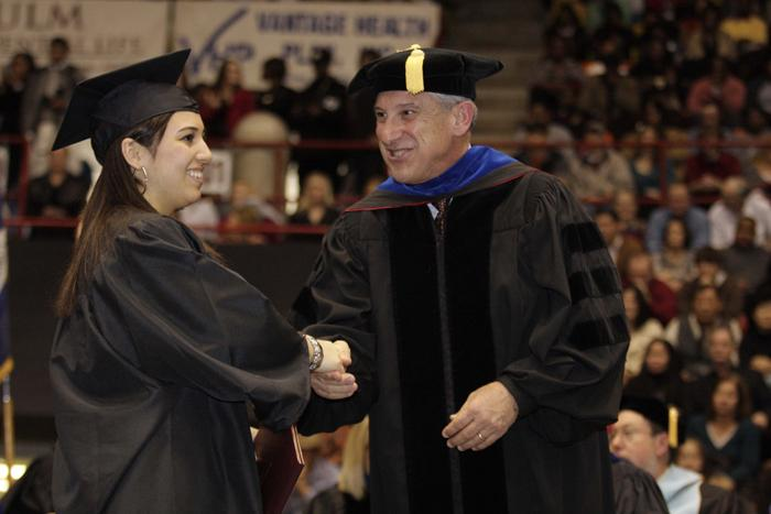 Over+600+students+receive+degrees+at+Fall+Commencement