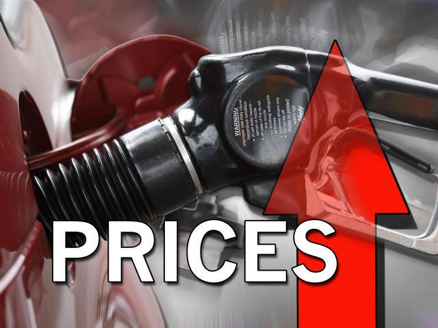 the reasons for the continued rise in the prices of gasoline