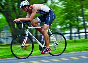 Triathlon team takes on nation