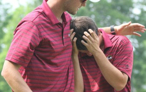 Golf Loses Tug-O-War