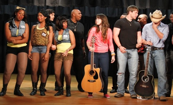 Students who competed in the ULM's Got Talent contest showed the campus is full of passion, and potential.