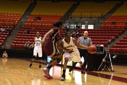 Warhawk Basketball vs. UALR Photo Gallery