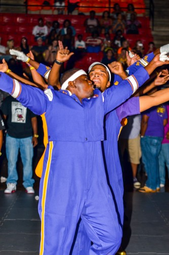 Omega Psi Phi, Delta Sigma Theta crowned winners at annual step show