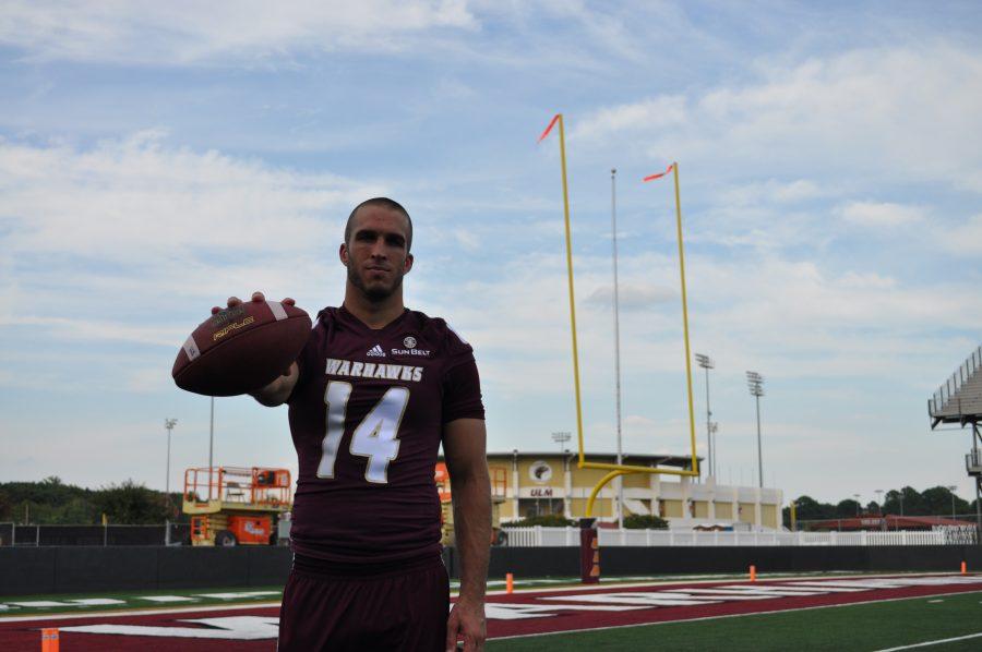 New quarterback fills big shoes