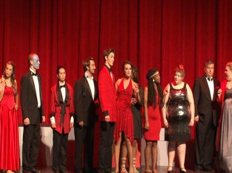 Revamped Greek Opera