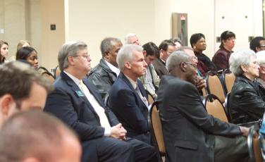 5th Congressional District debate descends on campus