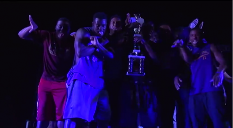 NPHC steps out to step show