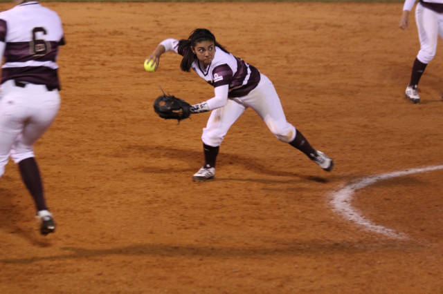 Softball takes conference opener