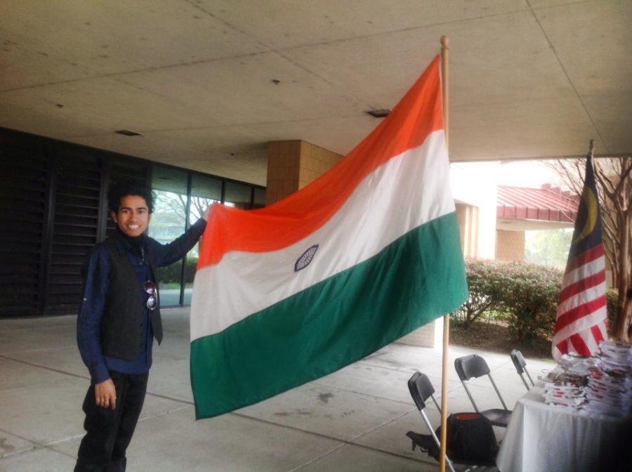 Students celebrate international week