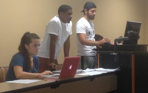 SGA promotes friendly competition