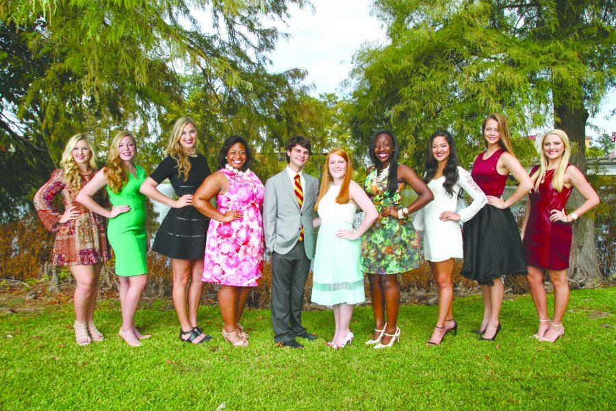 Photos+of+ULM+2015+Homecoming+Court.%0ATaken+by+Emerald+Harris%2FULM+Photo+Services