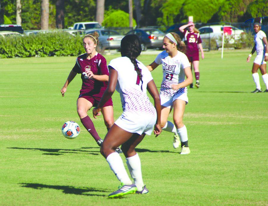 Early deflection dooms ULM's chance at home
