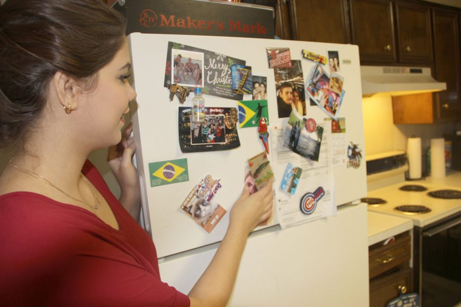 Brazil, US beckon student