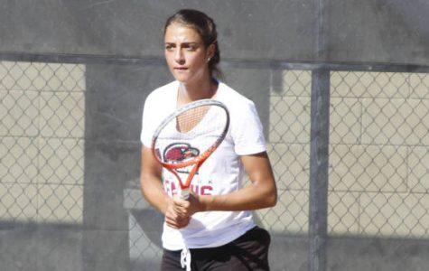 Tennis set to make racket in upcoming spring season play