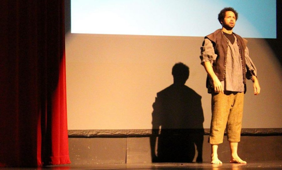 Black History Month celebrated through theatre performance