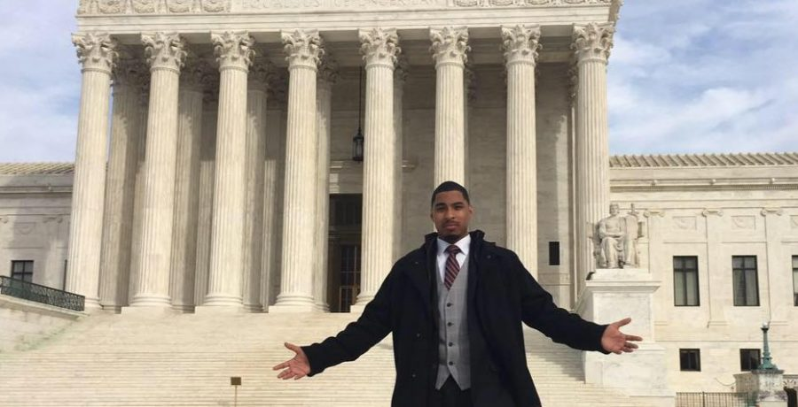 SGA president represents students in state, federally