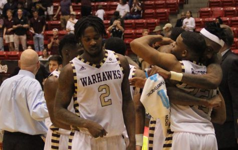 Warhawks soar past Eagles in season-closer