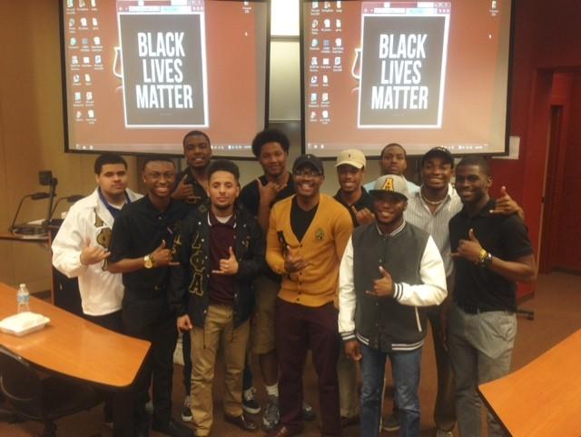 Fraternity+hosts+Black+Lives+Matter+forum
