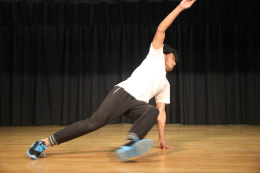 Chance to dance: Nepal student shines at talent show
