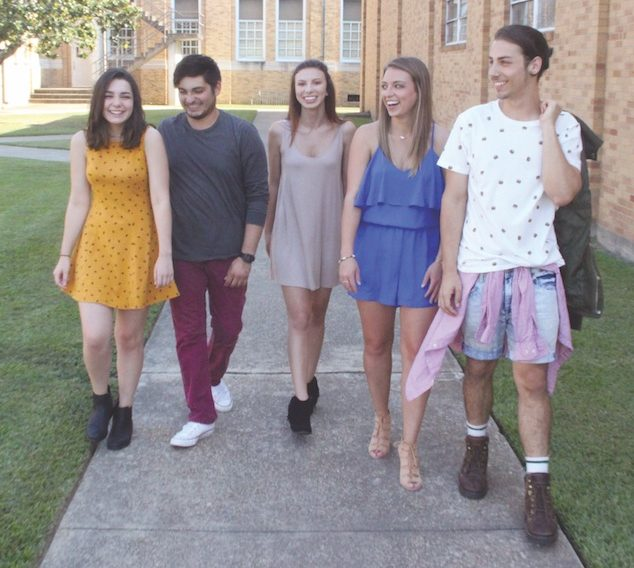 Fabulous fall fashions  for the frugal student