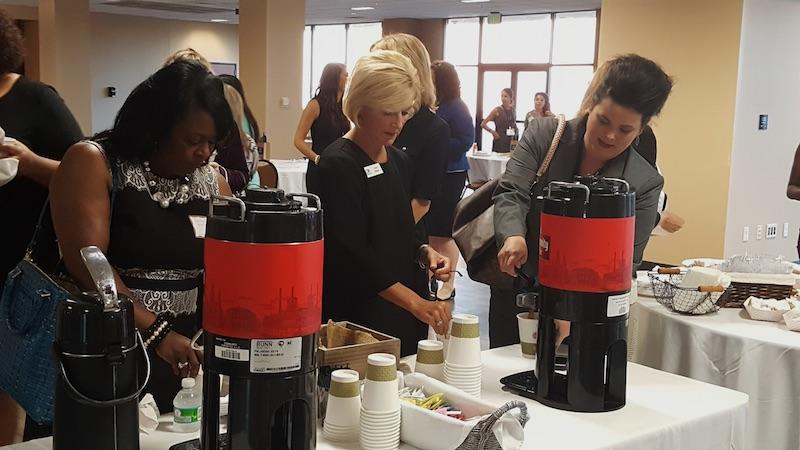 Coffee Chat stirs up discussion on women