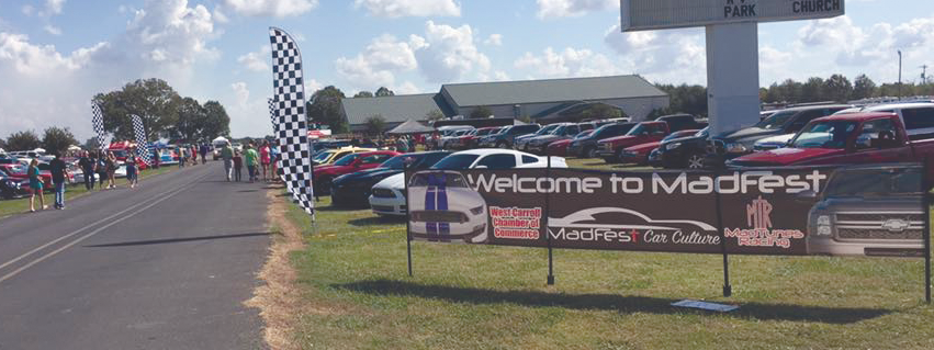 Alum hosts area's first car festival
