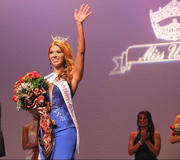 Lanford crowned Miss ULM 2017