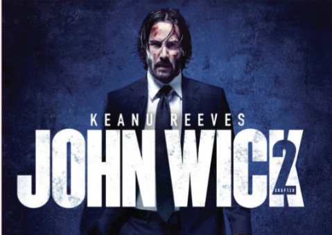 'John Wick 2' keeps action-packed pace