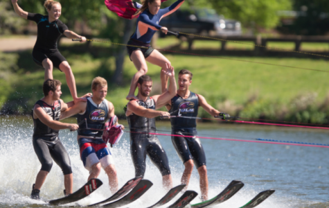Water ski teams, old and new, showcase their capabilities
