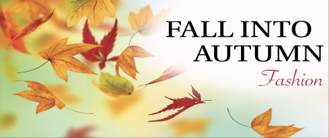 Fall into autumn fashion