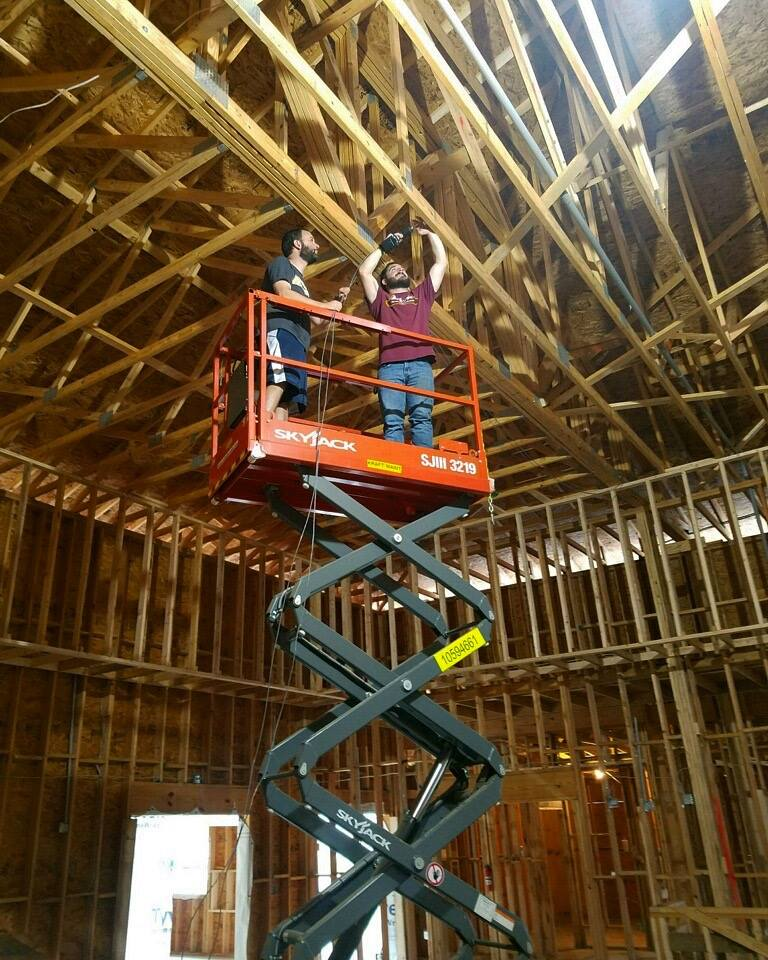 BCM Construction: Building feels like home to students