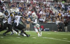 Eagles high-power offense downs Warhawks