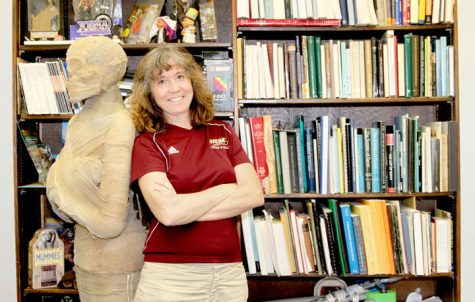 History and Science Series: Professor presents research for novel